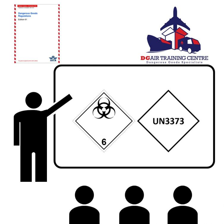 IATA 'Initial' Compliance Training for Shippers of Infectious and Biological Substances